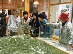 石見銀山世界遺産センターにて.JPG